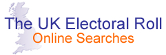 UK Electoral Roll - Online Searches